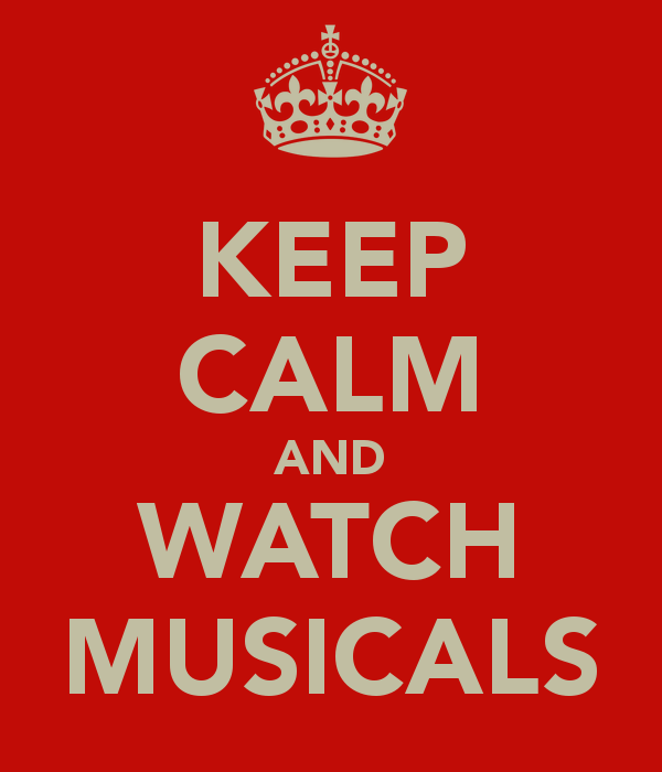Family Storytelling, Keep Calm, Musicals