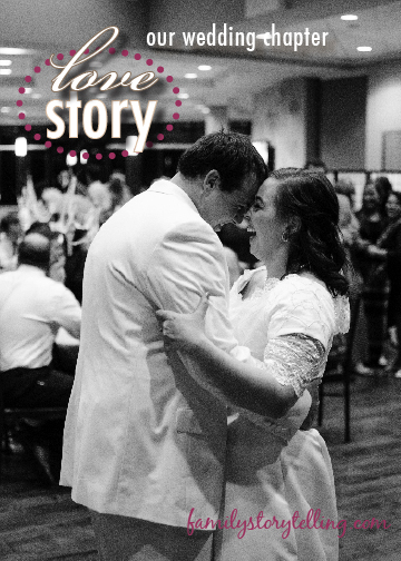 Family Storytelling, Wedding Day, First Dance
