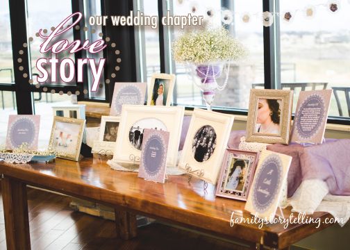 Family Storytelling, Wedding Day, Bridal Traditions