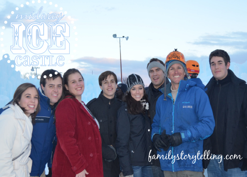 Family Storytelling, Ice Castles, Employees
