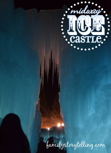 Family Storytelling, Ice Castle