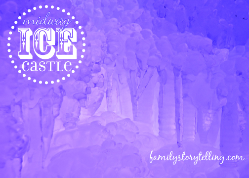 Family Storytelling, Ice Castle, Purple