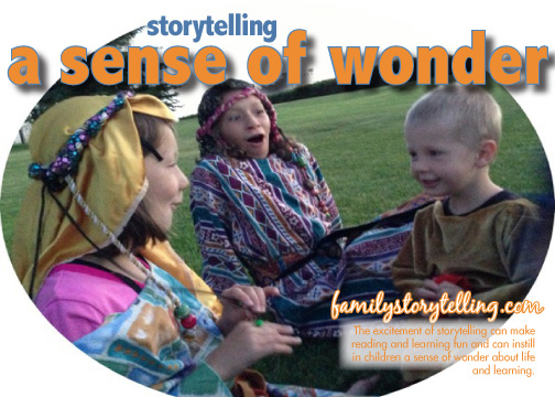 family storytelling traditions